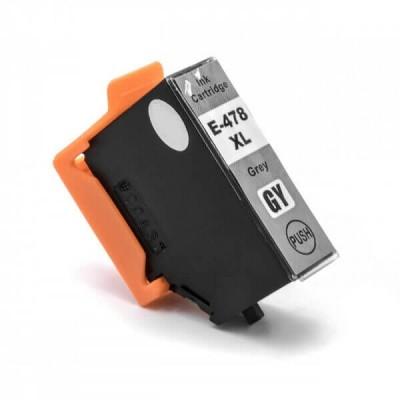 Cartuccia Compatibile Epson T4786 C13T04F64010 478XL Grigio Con Chip Non originale