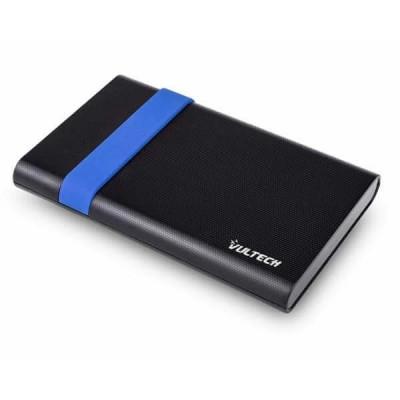 """Box esterno Vultech GS-15U3 per Hard Disk Sata da 2,5"""" USB 3.2 3.0 Compatibile USB 2.0"""