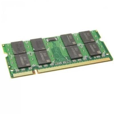 Memoria RAM Ricondizionata Sodimm DDR2 512MB 533/667/800Mhz Varie Marche Varie Frequenze