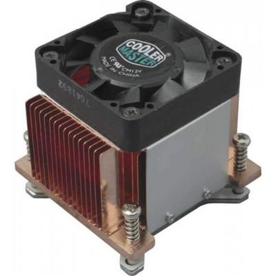 Dissipatore con ventola Nuovo Cooler Master EPN-41FCS-01-GP Skt 478 M Micro-FCPGA