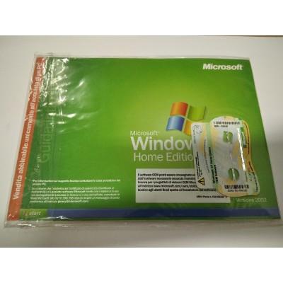 Windows Xp Home Edition Cd + Manuale + Key Originale con Bollino