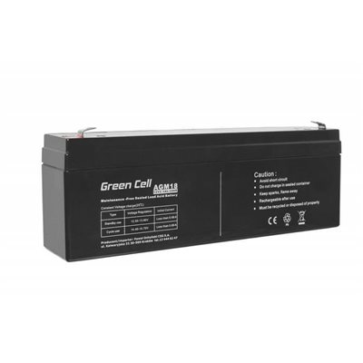 Batterie Ermetica al Piombo per UPS e Allarmi e Altri dispositivi 12v 2,3Ah