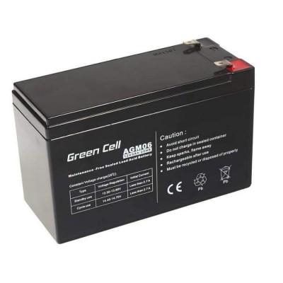 Batterie Ermetica al Piombo per UPS e Allarmi e Altri dispositivi 12v 9,0Ah