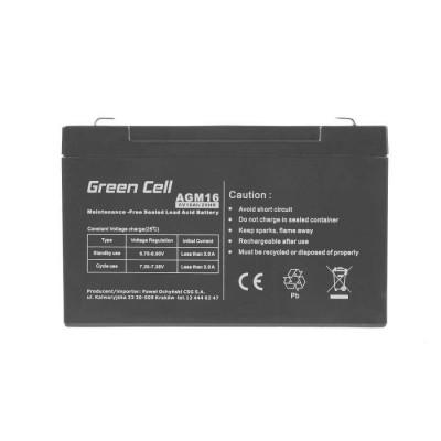Batterie Ermetica al Piombo per UPS e Allarmi e Altri dispositivi 6v 10,0Ah