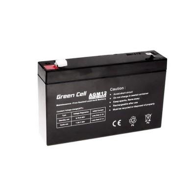 Batterie Ermetica al Piombo per UPS e Allarmi e Altri dispositivi 6v 7,0Ah