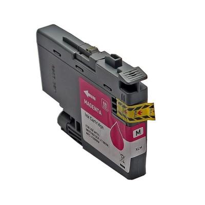 Cartuccia Compatibile Brother LC3239XL M Magenta Non Originale 50ML Con Chip 5000 Pagine