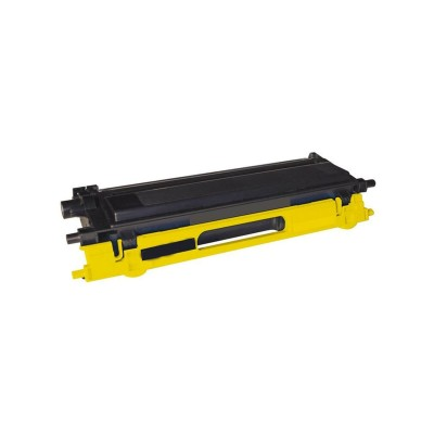 TONER COMPATIBILE BROTHER TN-135Y TN-130Y TN-115Y Y Yellow 4000 Pagine No Oem