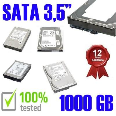 """Hard Disk Usato Sata  3,5""""..."""