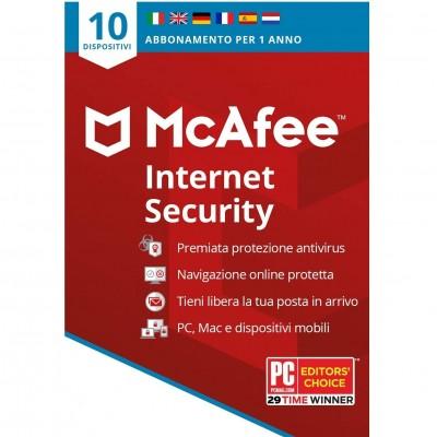 McAfee Internet Security...