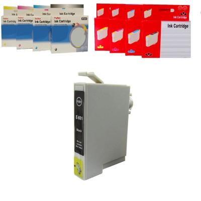 CARTUCCIA COMPATIBILE EPSON T0801 BK NERO CHIP NO Oem