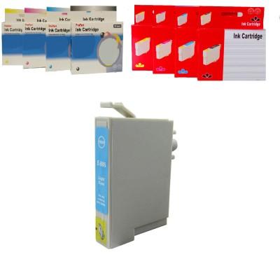 CARTUCCIA COMPATIBILE EPSON T0805 LC LIGHT CIANO CHIP NO Oem