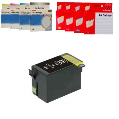CARTUCCIA COMPATIBILE EPSON T2711 XL BK NERO CHIP NO Oem