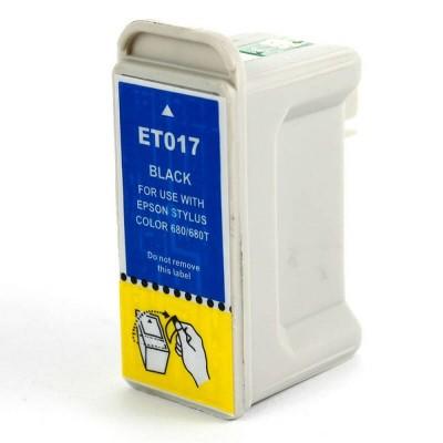 CARTUCCIA COMPATIBILE EPSON T017 C13T01740110 Bk Nero NO Oem
