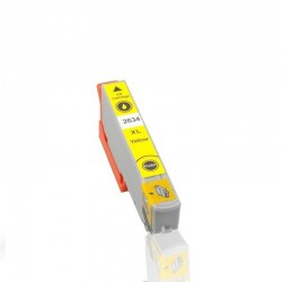 CARTUCCIA COMPATIBILE EPSON 26XL T2634 C13T26344010 Y Yellow CHIP NO Oem