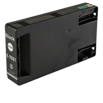 CARTUCCIA COMPATIBILE EPSON T7021 XL BK NERO CHIP NO Oem