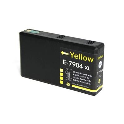 CARTUCCIA COMPATIBILE EPSON T7904 XL Y YELLOW CHIP NO Oem