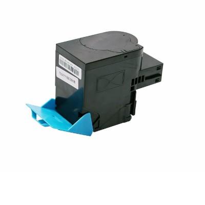 TONER COMPATIBILE LEXMARK 80C2HC0 802HC C Ciano 3000 Pagine No Oem