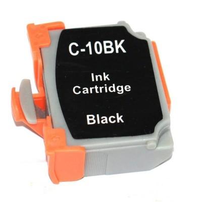 Cartuccia Compatibile Canon BCI-10BK 0956A318 Bk Nero No Oem