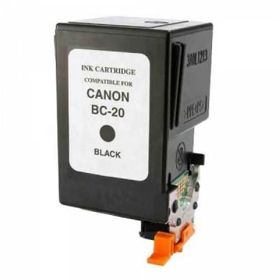 Cartuccia Compatibile Canon BC-20 0895A348 Bk Nero No Oem