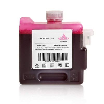 Cartuccia Compatibile Canon BCI-1411M 7576A001 M Magenta 330ml No Oem