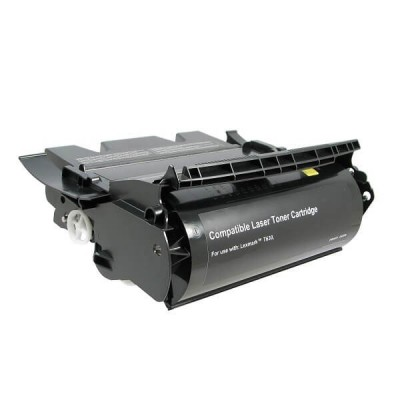 Toner Compatibile Lexmark 12A7362 IBM 75P4302 Dell 595-10003 Bk Nero 32000 Pagine No Oem