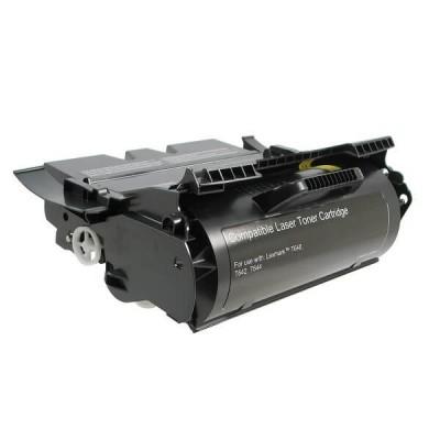 Toner Compatibile Lexmark 64416XE Bk Nero 32000 Pagine No Oem