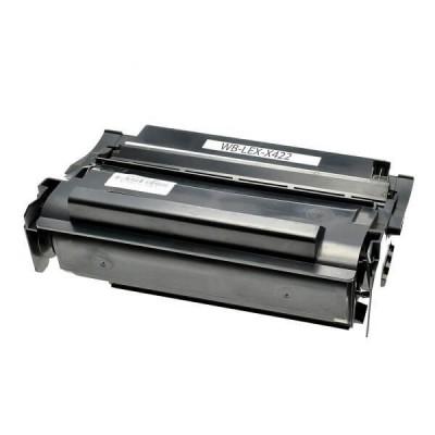 Toner Compatibile Lexmark 12A3715 Bk Nero 12000 Pagine No Oem