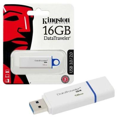 Pendrive Kingston 16Gb Usb 2.0 3.0 DTG4/16GB