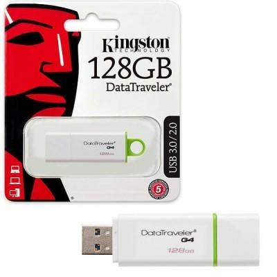 Pendrive Kingston 128Gb Usb 2.0 3.0 DTG4/128GB