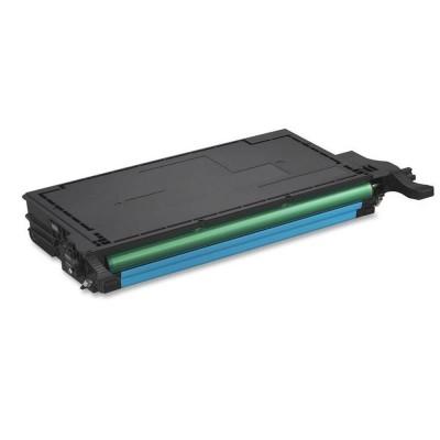 TONER COMPATIBILE SAMSUNG CLPC600AELS CLPC600A C Ciano 4000 Pagine No Oem
