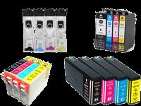 Cartucce Compatibili Epson Alta qualità a partire da 50 centesimi
