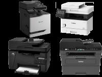 Multifunzioni Laser Casa e Ufficio Brother, Canon, Epson, Hp, Lexmark