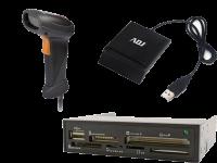 Lettori Barcode, Lettori Memory Card, Lettori Smart Card firma digitale