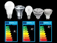 Lampadine e lampade led, risparmio energetico fino all'85%