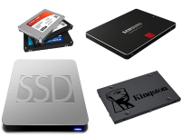 """Hard Disk SSD 2,5"""" Interno Nuovo Solid State Drive"""